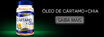 Oleo de Cartamo+chia